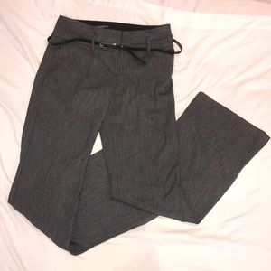 Express Editor Trousers with Belt 4R